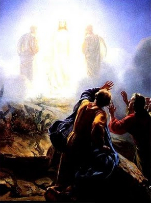 the-transfiguration-of-jesus
